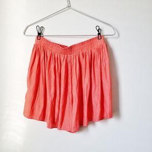 BCBG Coral shorts w/ pockets